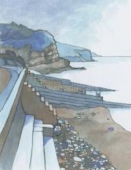 Sea Wall Amroth