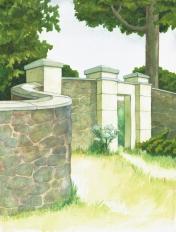 An Old Gateway