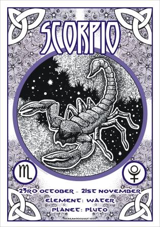 9-Scorpio-nickrandlesart